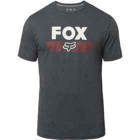 Fox Aviator T-Shirt Homme, heather deep cobalt